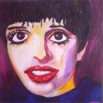 "Liza 36"" x 36"" oil on canvas"